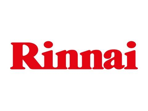 Rinnai Gas Hot Water Range